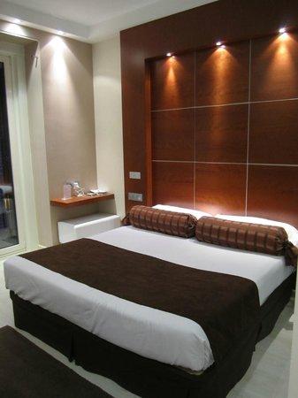 Hotel Francisco I: Comfy bed