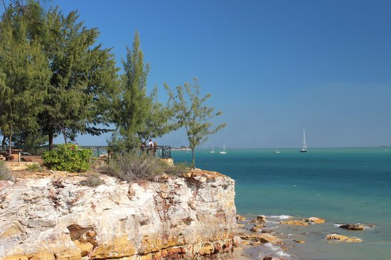 East Point Reserve, Darwin Harbour