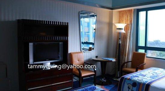 Disney's Hollywood Hotel: TV