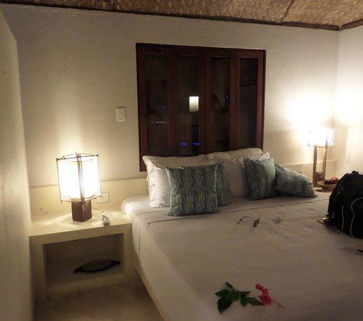 Hotel San Pedro de Majagua: cama