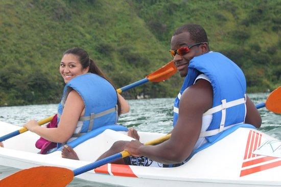 Mayaland Adventure Travel: kayaking lake atitlan