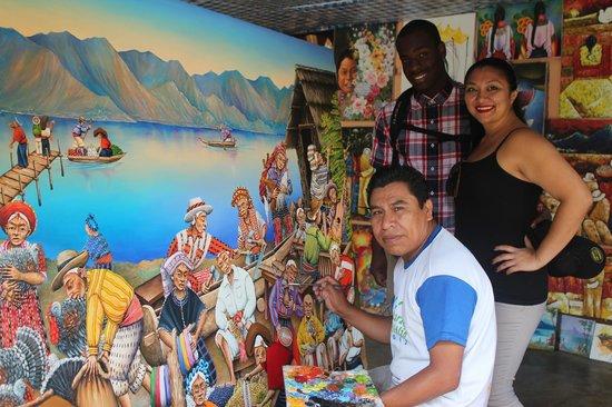 Mayaland Adventure Travel: san juan la laguna