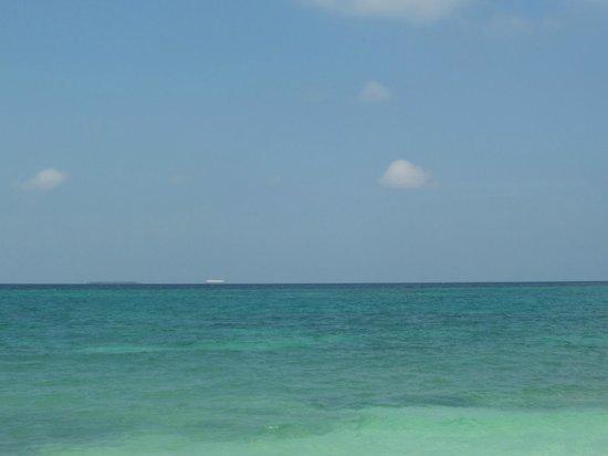 Hotel San Pedro de Majagua : vista desde la playa