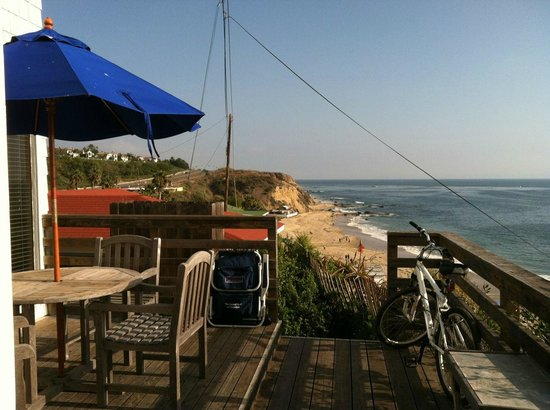 Crystal Cove Beach Cottages: The Long Board 29B Deck