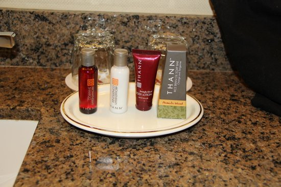 Chicago Marriott at Medical District/UIC : Nice amenities