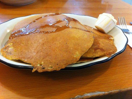 Everest: Deliziosi pancake