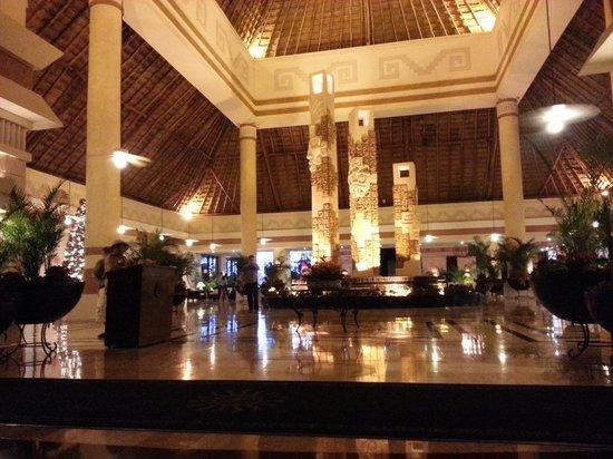 Grand Bahia Principe Coba: le lobby