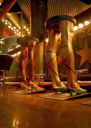 Boho Bar Stools