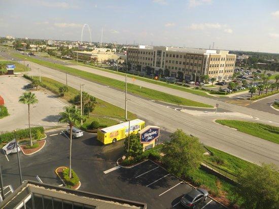 Hampton Inn Orlando Near Universal Blv / International Dr: Avenida próxima da International Drive