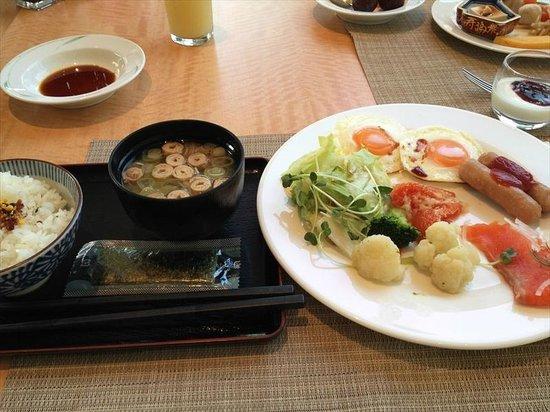 ANA Crowne Plaza Hotel Narita: 朝食