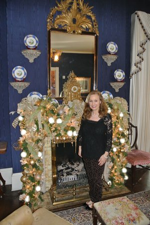 Ballastone Inn : Decked out for the Holidays!