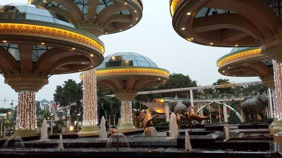 Sunway Resort Hotel & Spa: Sunway Enterance