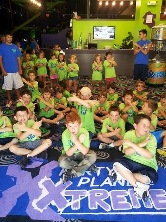 Party Planet Xtreme: Summer Camp