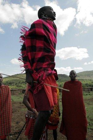 Chalkoko Safaris : Maasai Village