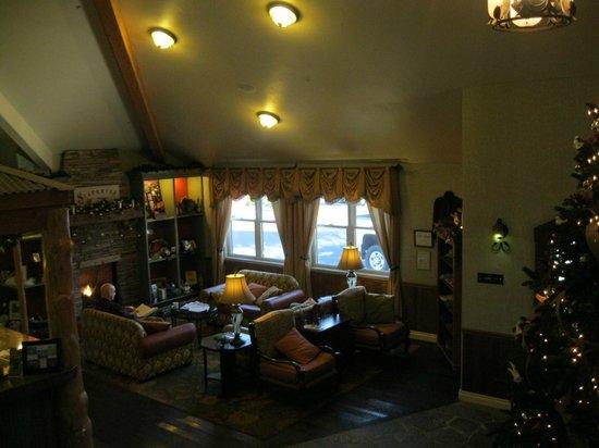 Oregon Garden Resort : Lobby