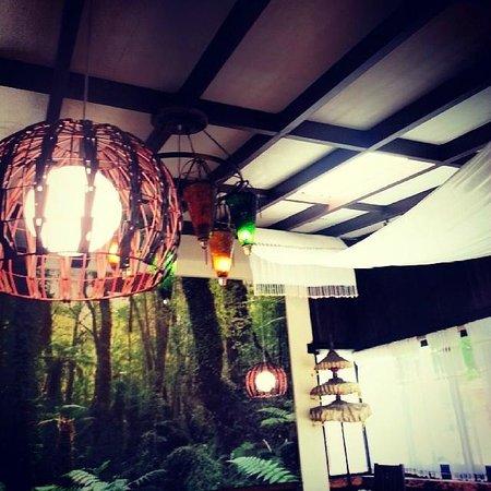 Bali Village Hotel Resort and Kubo Spa: Their cafe