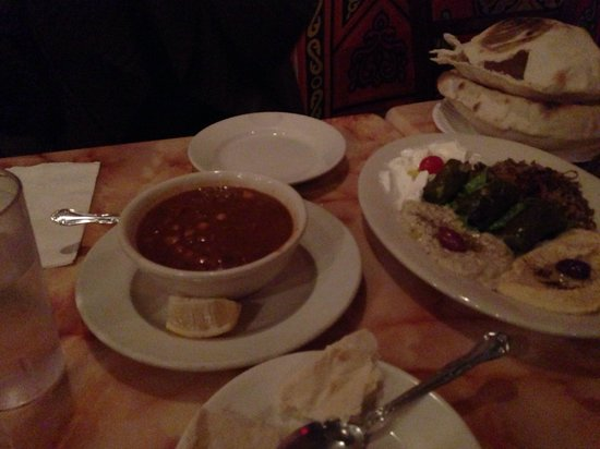 Bedouin Tent Food & Food - Picture of Bedouin Tent Brooklyn - TripAdvisor