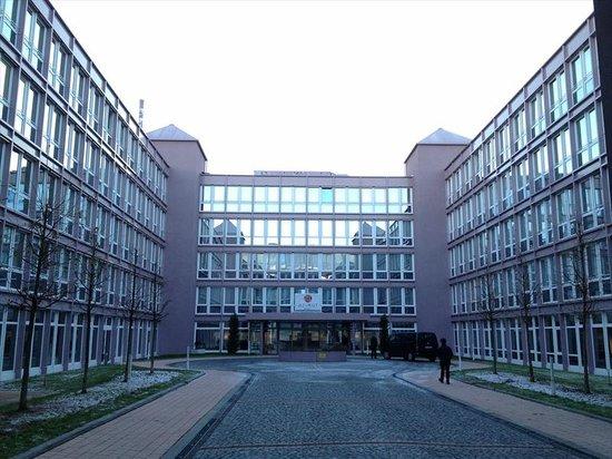 AZIMUT Hotel Munich: 外観