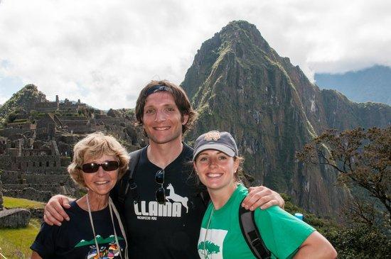 Escaped to Latin America: The Wanna Picchu Climb