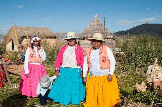 Escaped to Latin America: Lake Titicaca
