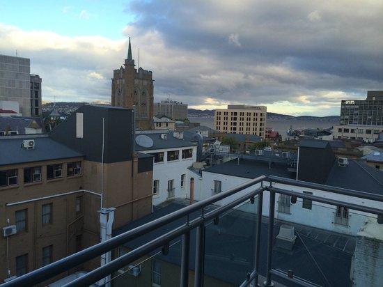 RACV/RACT Hobart Apartment Hotel: View of Hobart harbour