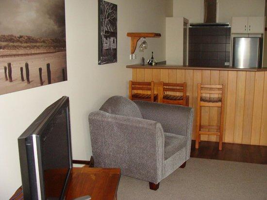 Anchor Lodge Coromandel: Kitchen