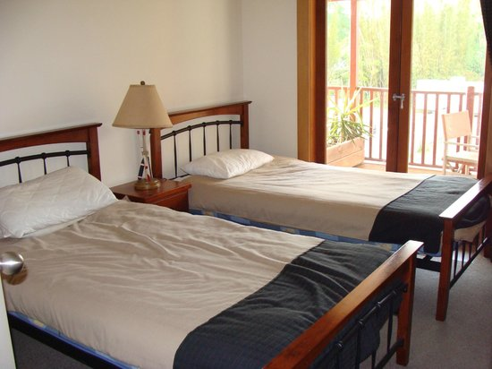 Anchor Lodge Coromandel: Second bed