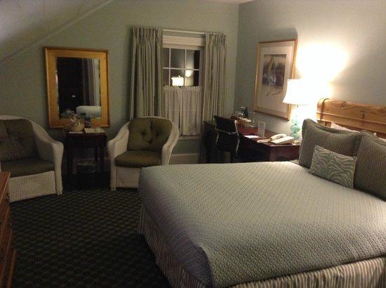 Marquesa Hotel: Nice, warm room