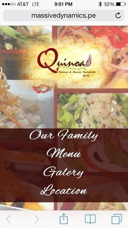 Quinoa Peruvian & Mexican Restaurant