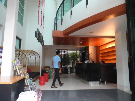 The Small, Krabi: Lobby