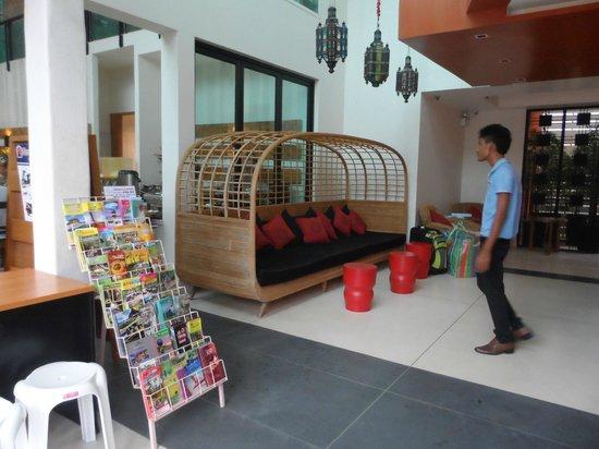 The Small, Krabi: Lobby 1