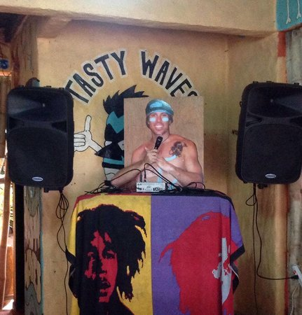 Tasty Waves Cantina : Awesome DJ's