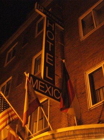 Mexico: Вход в отель