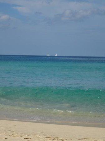 Mom Tri's Villa Royale: beach