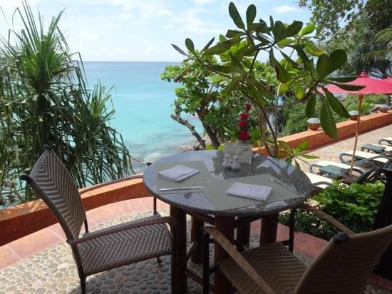Mom Tri's Villa Royale: lunch