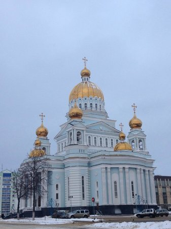 Cathedral of Saint Righteous Warrior Feodor Ushakov