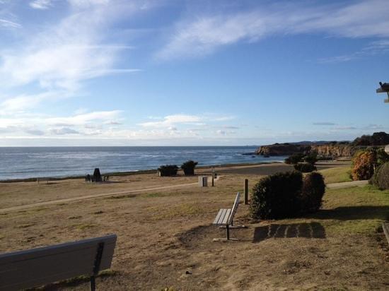 Cavalier Oceanfront Resort: view from hotel