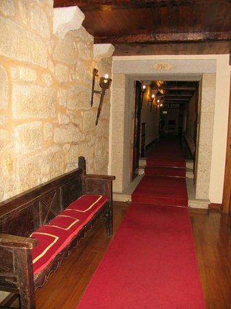 Hotel Monumento Convento de San Benito: Холл