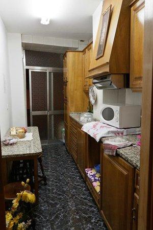 Braganca Oporto Hotel: Кухня