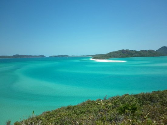 Ocean Rafting: Hill Inlet - high tide