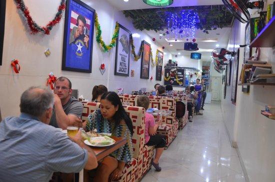 Hanoi Rendezvous Hotel: Restaurant