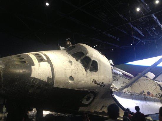 atlantis space shuttle di - photo #9