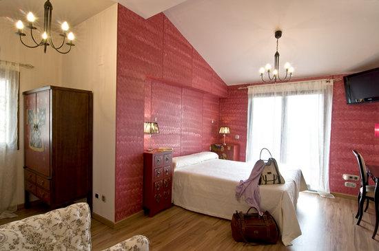 Domus Fontana Hotel Restaurante: Relájate y déjate mimar.