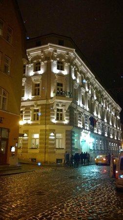 Hotel Telegraaf : Hotel front