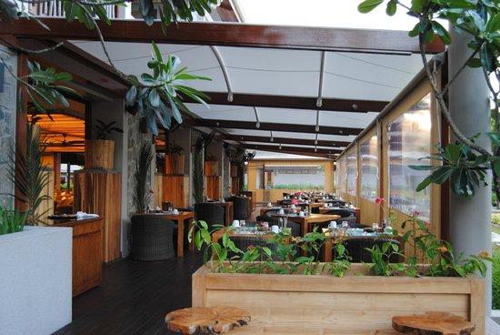 Kempinski Seychelles Resort: Una parte della sala