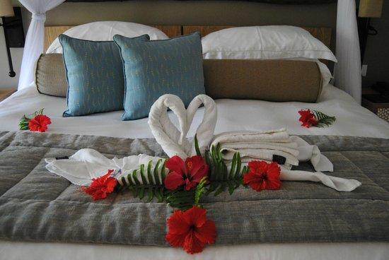 Kempinski Seychelles Resort: La camera