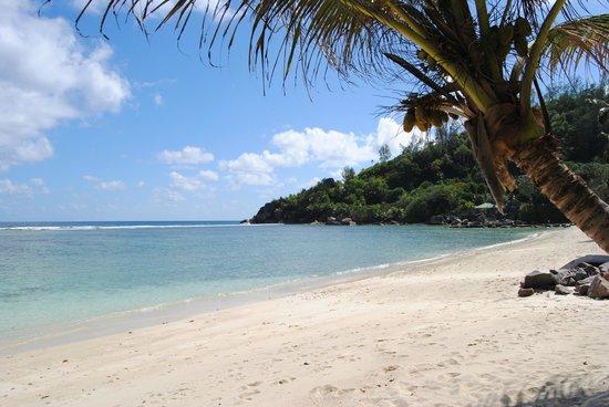 Kempinski Seychelles Resort : Il mare dal Resort