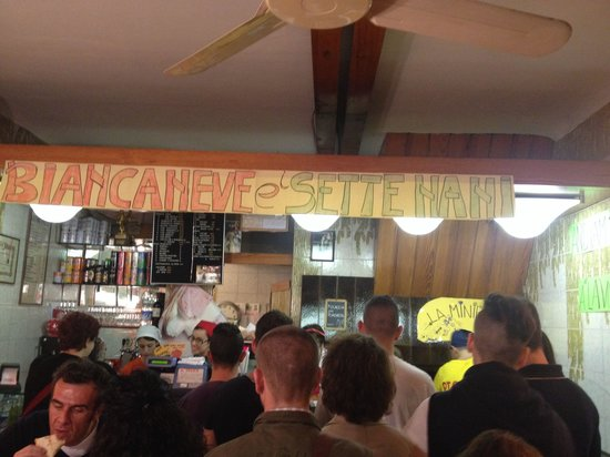 Pizzeria da Felice: Comix 2013