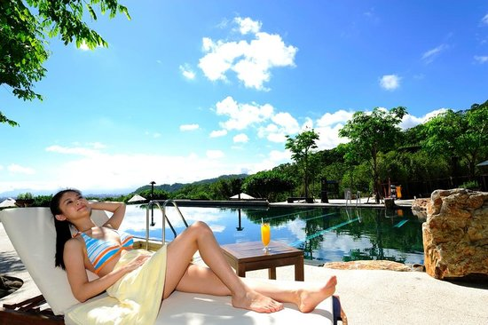 Hotel Royal Chiao Hsi: Swimming Pool
