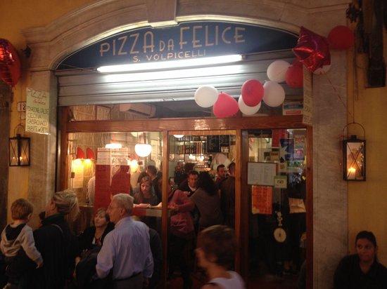 Pizzeria da Felice: Comix2013
